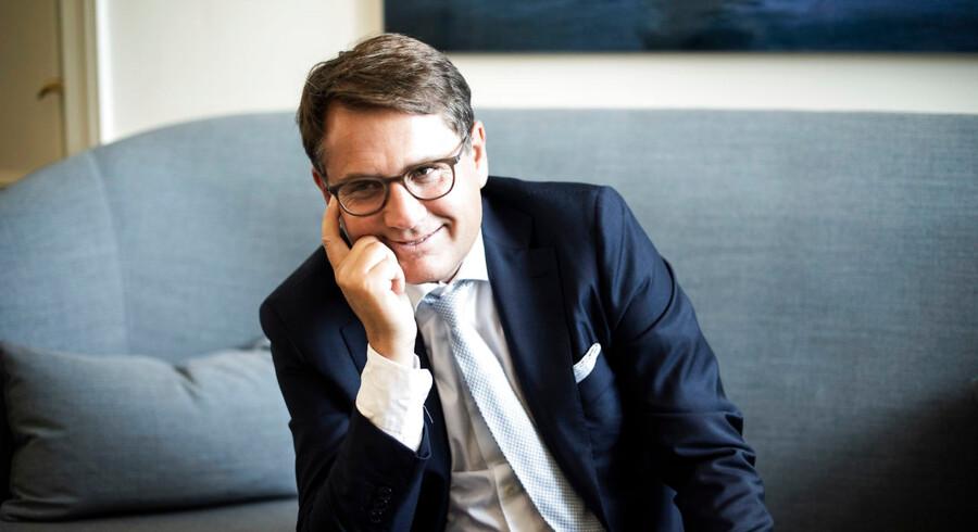 Dansk Erhvervs adm. direktør, Brian Mikkelsen er sammen med adm. direktør for Dansk Industri positive over for den nye regerings interesse i at styrke arbejdskraften i Danmark.