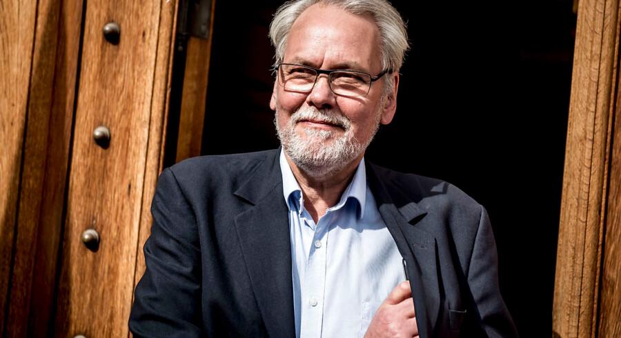 Dennis Kristensen: »Mette Frederiksen står foran en ualmindelig stejl pensions-bakke. Desværre.«
