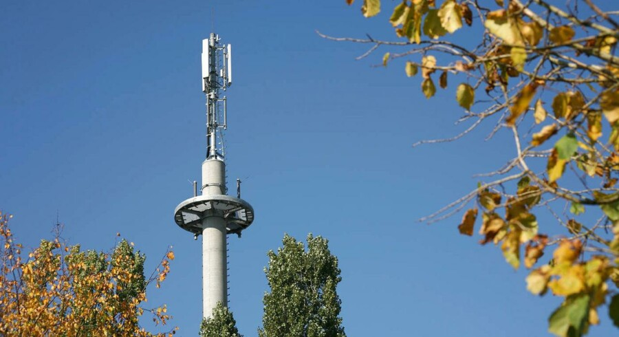 Teleområdet i Danmark vil fortsat ligge spredt under flere minister med den nye regering, og det ærgrer telebranchen. Arkivfoto: Iris/Ritzau Scanpix
