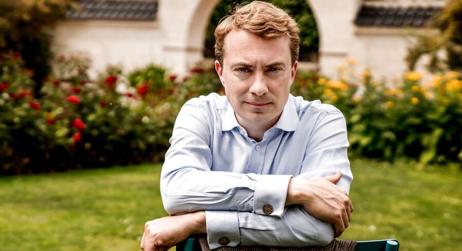 »Det konservative udgangspunkt er, at der er en fælles norm. At man taler pænt. At der er en velbevandret i, hvad der er dansk historie og arv,« siger Morten Messerschmidt (DF).