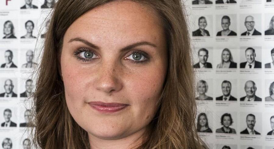 Det var ikke umiddelbart planen at ende på stemmesedlen, da Mai Villadsen begyndte hos Enhedslisten. Nu er hun nyvalgt medlem af folketingsgruppen og blandt andet partiets nye klimaordfører.