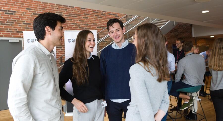 De unge og håbefulde studerende skal over seks uger definere nogle løsninger på de klima- og teknologiproblemer, som Avedøre Holmene og samfundet generelt kommer til at stå over for. Der er kommet over 1.000 ansøgninger – til kun 34 pladser.