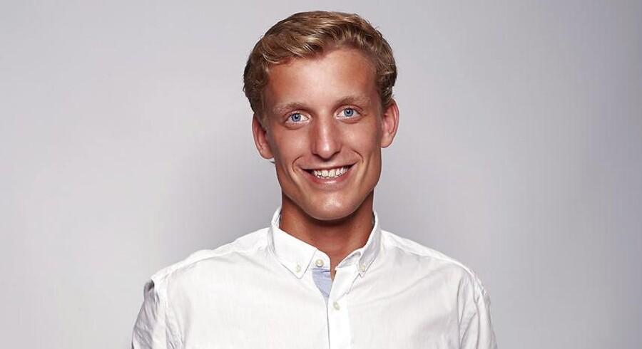 Martin Johansen driver en stribe mindre virksomheder - deriblandt marketingsfirmaet BGlobal.