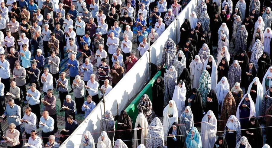 »Det er ikke Koranen, der undertrykker kvinder, men den patriarkalske tankegang, der i visse muslimske miljøer og kulturer sættes højere end Koranens vejledning,« skriver Aminah Tønnsen.