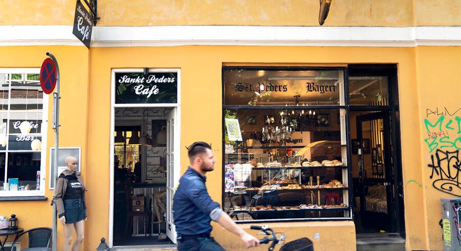 Bageriet i Sankt Peders Stræde regnes for at være Københavns ældste eksisterende bageri.