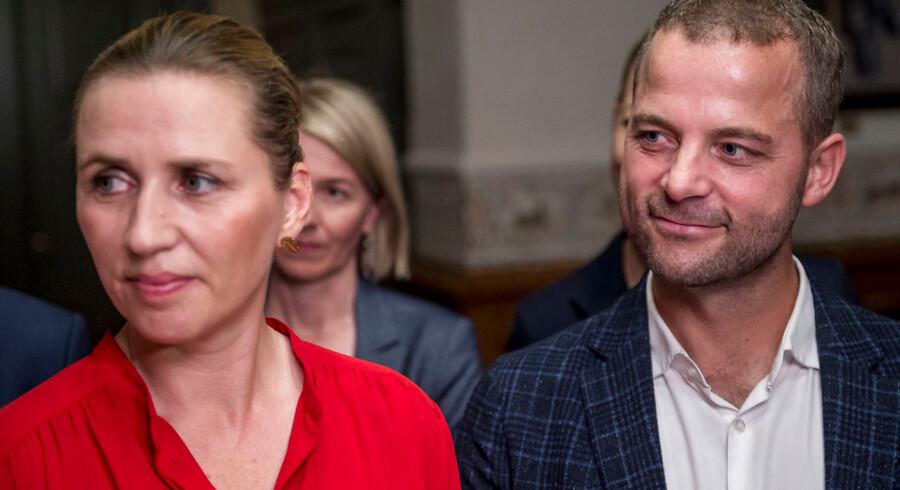 Mette Frederiksen vandt valget stort med hjælp fra de Radikale. Men fik hun også mandat til at føre socialistisk politik? Sprøger Jarl Coruda.