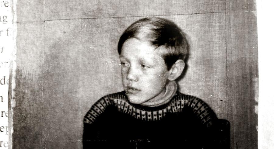 Peer Christensen, tidligere elev fra børnehjemmet Godhavn i Tilvildeleje. Godhavnsdrengene får nu en officiel undskyldning for de overgreb, de led.