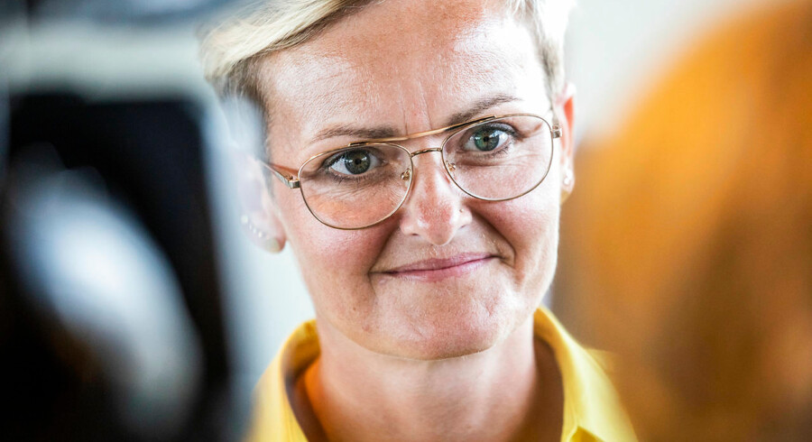 Børne- og undervisningsminister Pernille Rosenkrantz-Theils forslag om bloggere og influencere møder modstand.