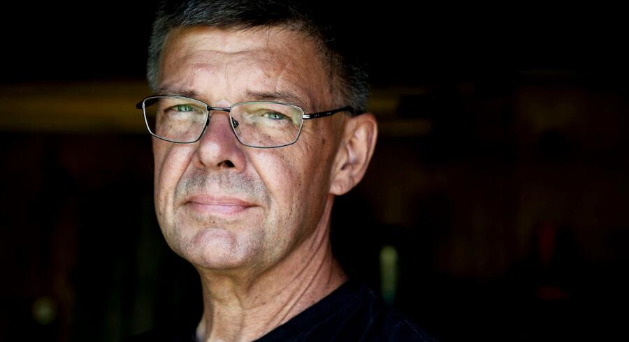 Eddie Laursen Grøndahl fortæller nu om sit syn på sagen om sin datters selvmordsbrev.