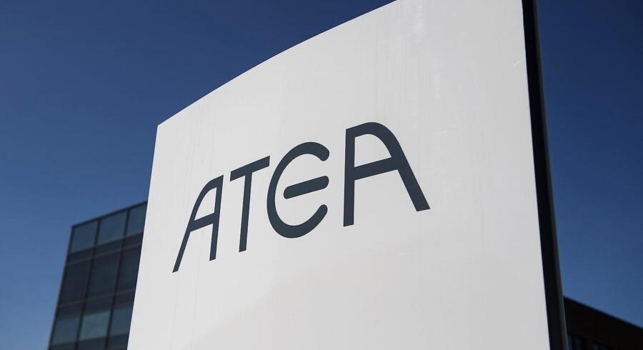 Omdrejningspunktet i Danmarks største bestikkelsessag har været Nordens største forhandler af IT-udstyr, Atea.