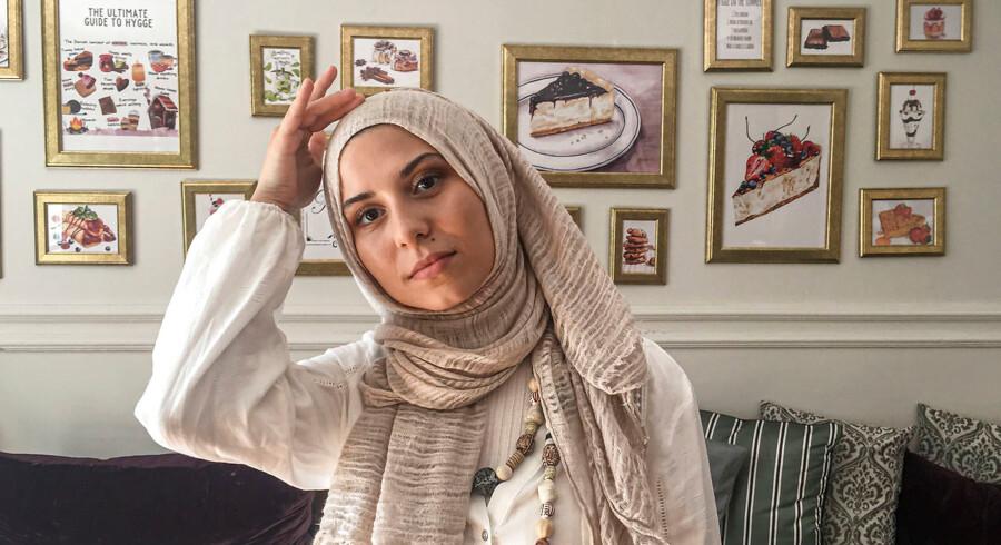 Nimet Sahin har åbnet cafeen Hygge Kösk i Istanbul for at holde forbindelsen til det Danmark, hun for tre år siden besluttede sig at flytte fra for altid.