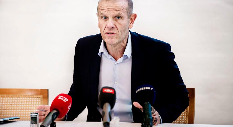 Forsvarets Efterretningstjeneste under ledelse af Lars Findsen får kritik for manglende oplysninger til Tilsynet med Efterretningstjenesterne.