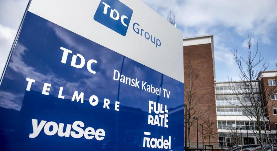 Med TDCs udskiftning af kinesiske Huawei til svenske Ericsson som leverandør til mobilnettet i Danmark, flytter overvågningen af fejl og problemer på netværket fra Danmark til Ericssons netværksovervågningscenter i Rumænien, hvor også andre teleselskabers net døgnovervåges. Arkivfoto: Mads Claus Rasmussen, Ritzau Scanpix