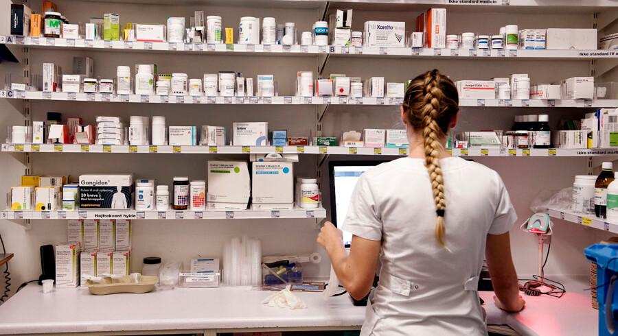 Lægemiddelstyrelsen bekræfter, at der ser ud til at være tiltagende problemer med lægemiddelforsyningen, hvilket ikke kun er et problem i Danmark, men også ses i en række andre europæiske lande.