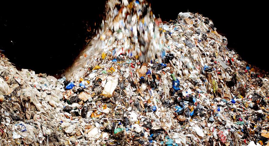 I Kina bruger de en app for at finde ud af, hvordan de skal sortere deres affald.