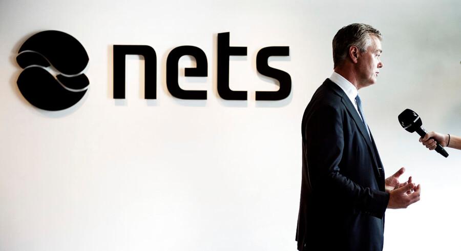 Betalingsvirksomheden Nets og dens topchef, Bo Nilsson, vil på europæisk erobringstogt, og det koster penge. Der går forlydender om, at de penge skal komme fra et salg af en luns af virksomhedens forretninger til amerikanske Visa.
