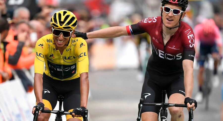 Egan Bernal er den tredjeyngste vinder af Touren nogensinde. Han var sammen med holdkammerat og sidste års vinder, Geraint Thomas, på forhånd udnævnt til delt kaptajn på Team Ineos, og endte med at blive støttet af Thomas.