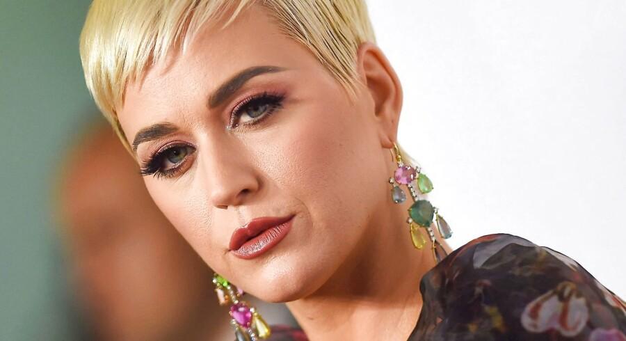 Katy Perrys sang »Dark Horse« fra 2013 ligner lige lovlig meget en kristen rapsang mener domstol.