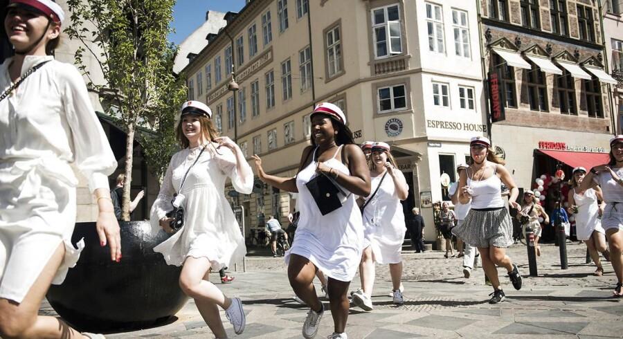 »Den nye regering og dens støttepartier giver ingen anledning til optimisme på uddannelsesområdet,« skriver Steen Laugesen Hansen.