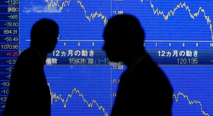 Frygten for en ny recession er steget kraftigt de seneste måneder.
