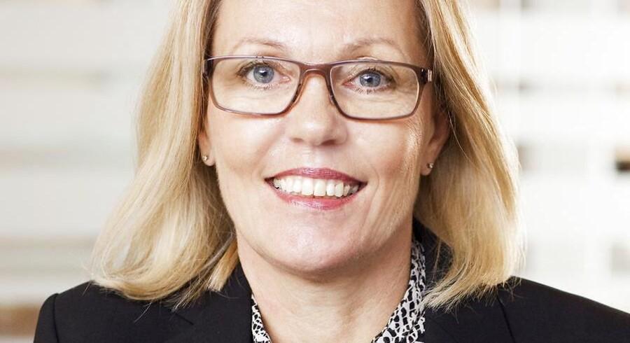 Vibeke Skytte er direktør i Ledernes Hovedorganisaion og støtter, at chefen engagerer sig i de ansatte for at få de rette input.