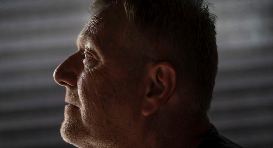 Tidligere betjent Michael Junker har PTSD.