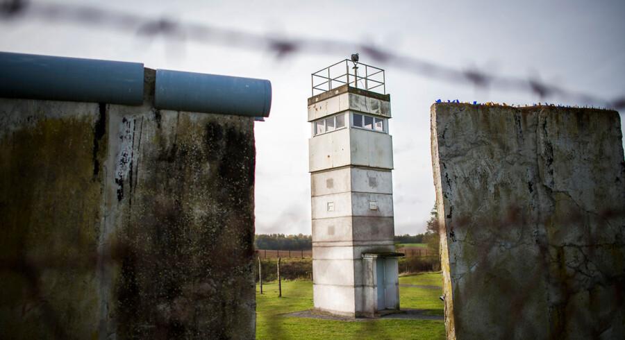 Det gamle jerntæppe mellem Øst- og Vesttyskland er forlængst omdannet til et stort naturreservatlignende område. Nu ønsker partiet De Grønne at gå skridtet videre og ophøje området til et nationalt monument for den tyske genforening.