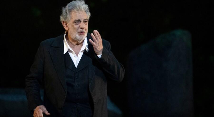 Placido Domingo har haft en livslang karriere og debuterede som operasanger i 1961.