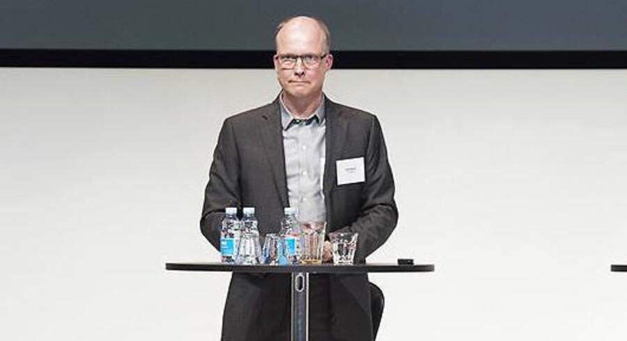 Stig Myken, som også var med til at starte Fullrate, der blev købt af TDC, forlader nu sit selskab Hiper, som TDC købte i november 2018. Arkivfoto: Claus Bech, Ritzau Scanpix