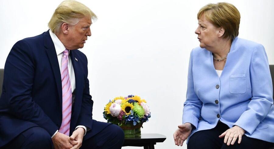 »USA og Kina er i realiteten i handelskrig uden udsigt til en våbenhvile. Tyskland, der er Danmarks vigtigste eksportmarked, står på kanten af en recession. Og senest har Nationalbanken vurderet, at der er 65 pct. sandsynlighed for en europæisk recession inden for to år,« skriver André Rogaczewski.