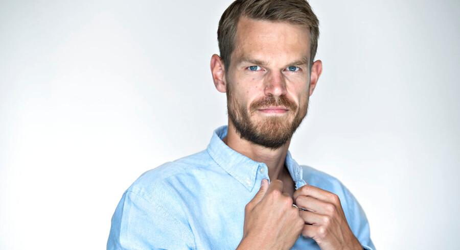 Svend Brinkmann er 43 år og allerede forfatter til en lang række bestsellere om eksempelvis sorg og det moderne livs udfordringer.