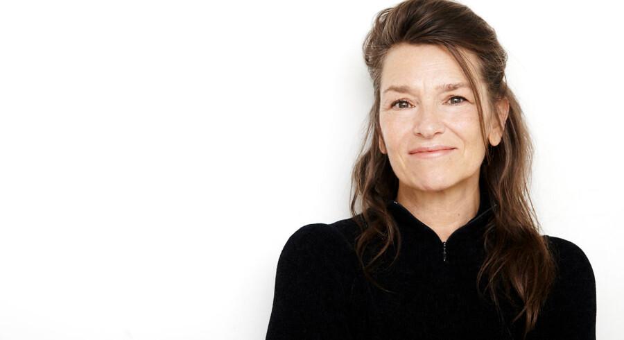 Elisabeth Gjerluff Nielsen er født i 1957. Hun har udover eringsdringsbogen »Store Børn« udgivet flere børnebøger og i mange år præget den danske rockscene som musiker og sangskriver.