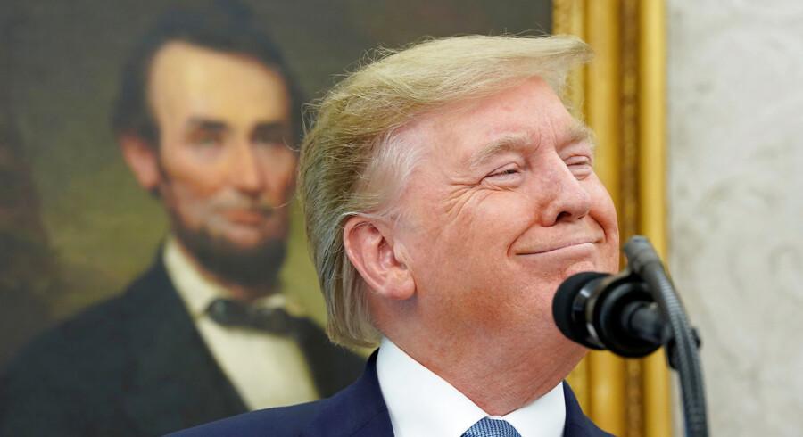 Donald Trump er utilfreds med, at han ikke kan få lov til at købe Grønland. Han kan til gengæld få Vallonien billigt, spøger flamske ungdomspolitikere.