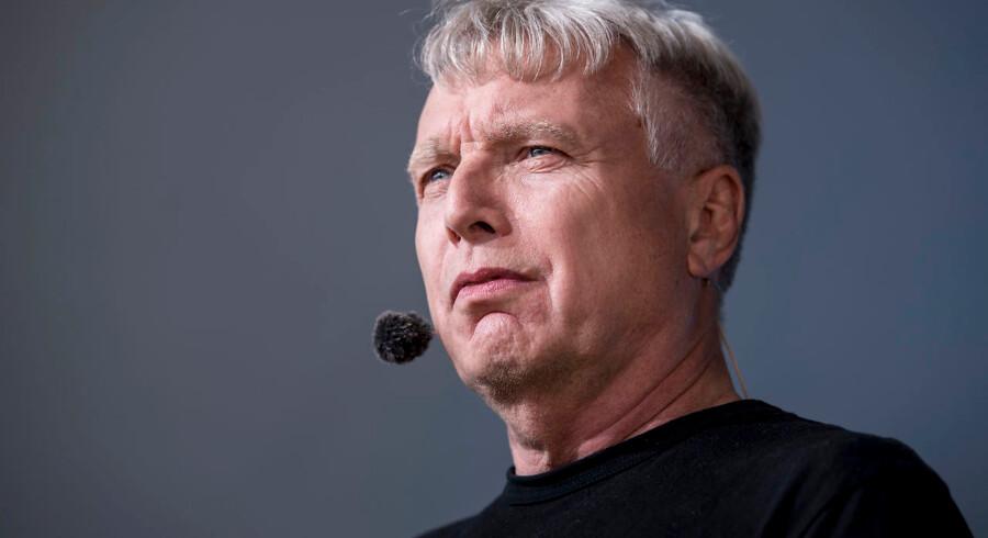 Uffe Elbæk er i forvejen politisk leder for Alternativet, og nu bliver han også partiets gruppeforperson. (Arkivfoto) - Foto: Mads Claus Rasmussen/Ritzau Scanpix