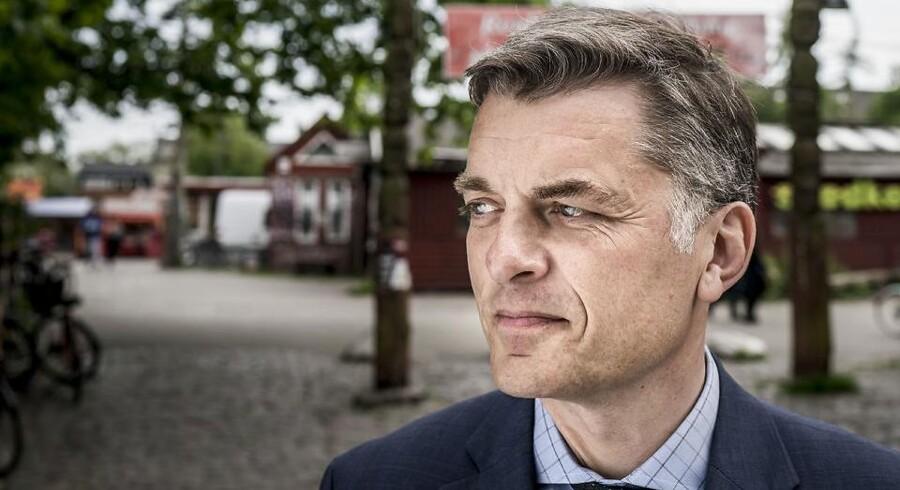 Jan E. Jørgensen: »Jeg synes, det skal være Venstres landsmøde, der skal pege på, hvem der skal stå i spidsen for partiet.«