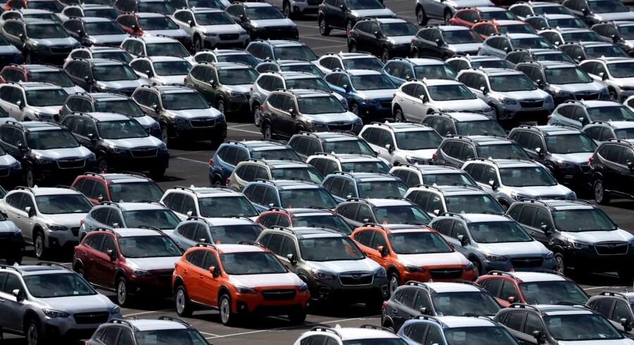 Ny undersøgelse foretaget af Deloitte og Bilbranchen i Dansk Industri viser, at de små bilforhandlere har det svært.