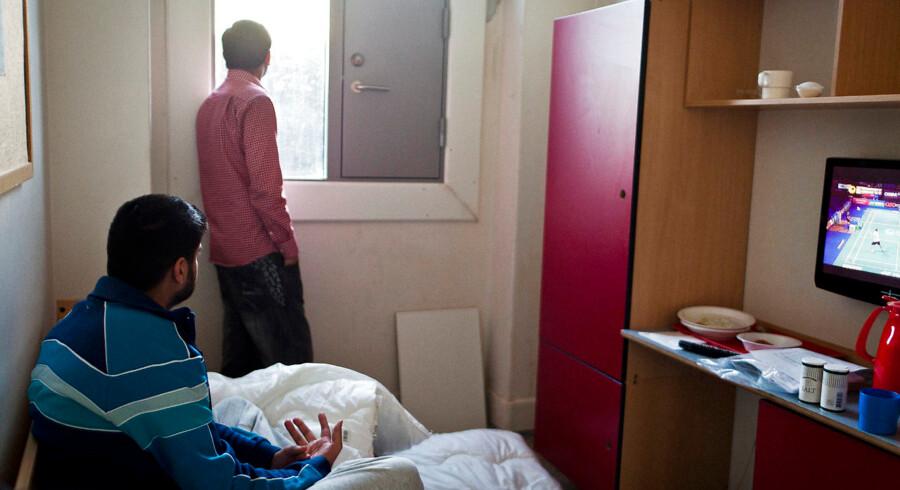 Indvandrere og efterkommere fra ikkevestlige lande er markant overrepræsenterede i de danske fængsler. Arkivfoto: Asger Ladefoged