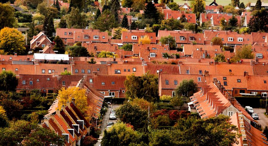 Prisfesten på ejerboliger har bredt sig til hele landet. Nu er den gennemsnitlige kvadratmeterpris i ny rekord.
