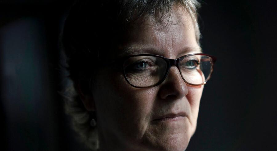 Anne-Maria Toldam har oplevet konsekvenserne af »delir« på egen krop. En patient angreb hende under indlæggelse.