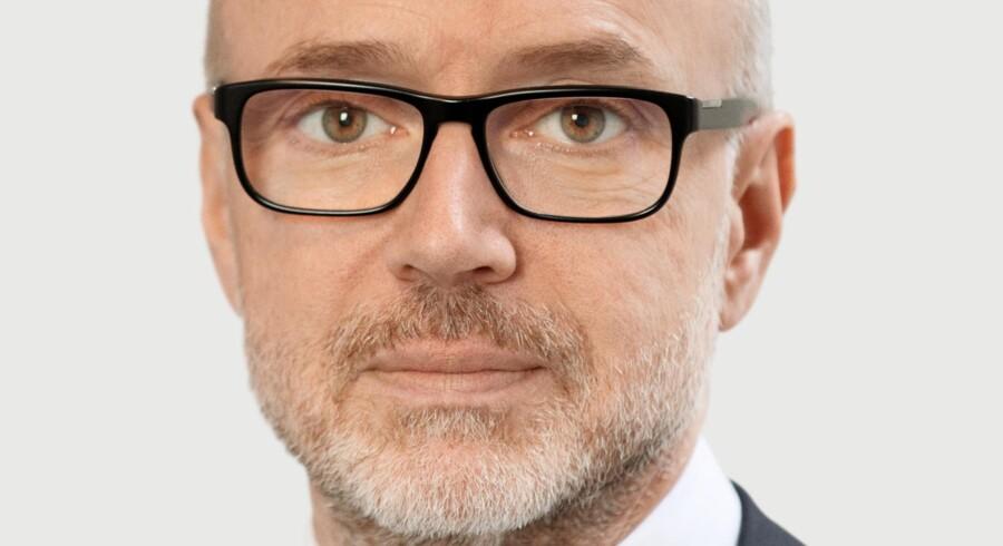 Philippe Vollot har siden slutningen af 2018 været ansvarlig for at lede Danske Banks indsats mod økonomisk kriminalitet. Noget han har mange års erfaring med fra andre europæiske storbanker.