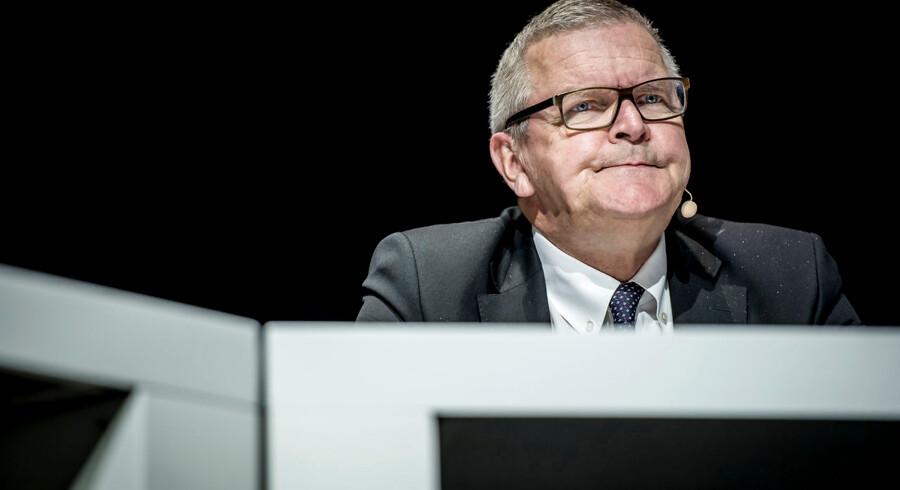 Nationalbankdirektør Lars Rohde følger i Den Europæiske Centralbanks fodspor og sænker renten med 0,1 procentpoint.