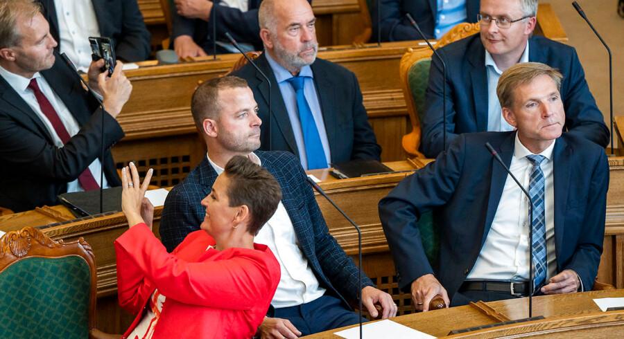 Normalt har Morten Østergaard (R) og Kristian Thulesen Dahl (DF) ikke meget til fælles. Men lige nu leder de begge efter vejen tilbage til magten.