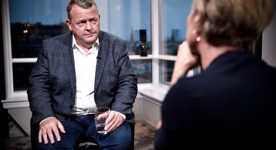Venstres tidligere formand, Lars Løkke Rasmussen, der trak sig efter uro, gav søndag aften interview til TV 2 og DR om det at forlade formandsposten i partiet.