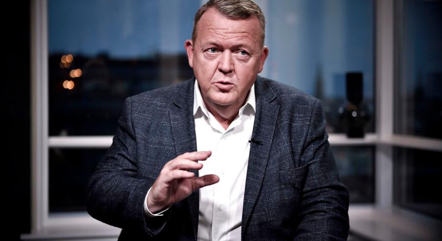 Efter 15 dages tavshed stillede Lars Løkke Rasmussen søndag aften op til to TV-interview og fortalte om sin pludselige afsked som Venstres formand.