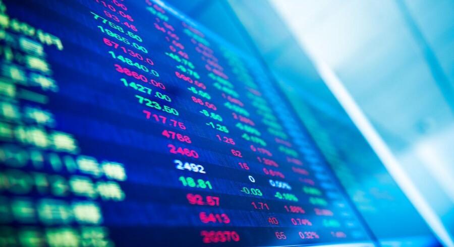 Arkivfoto. Mærsk-aktierne er ikke helt så attraktive længere efter deres seneste kursfremgang.