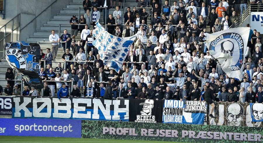 Fodboldens Appelinstans besluttede tidligere på ugen, at FCK ikke må medbringe fans og have eget fanafsnit til den næste udekamp i Odense.