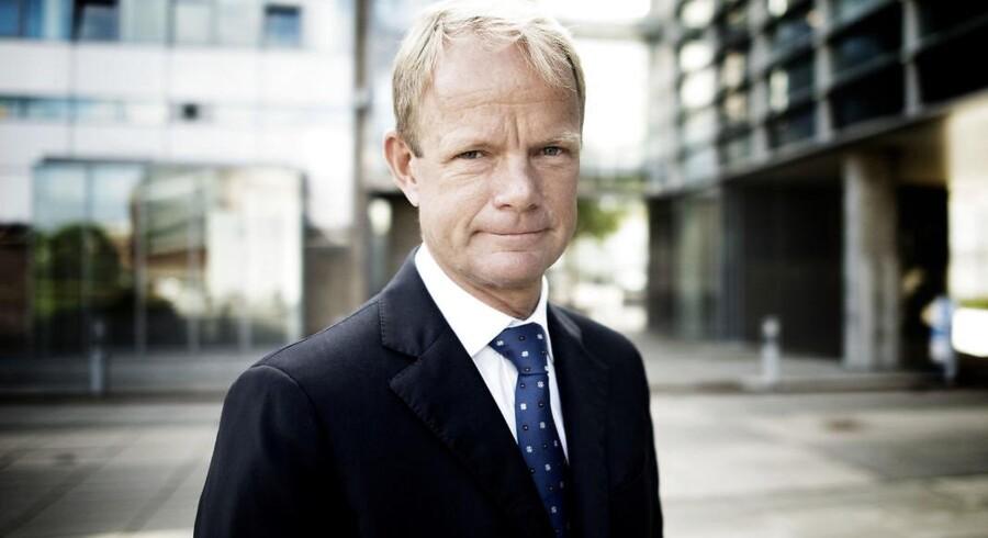 Lundbecks topchef, Kåre Schultz