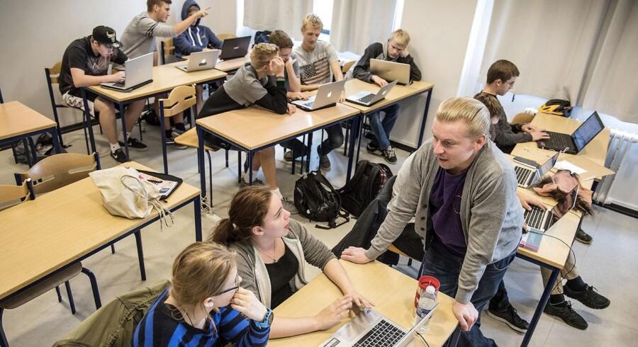En ny undersøgelse viser, at ni ud af ti – 92 procent – af mønsterbryderne havde et gennemsnit på 4 eller derover i dansk og matematik i folkeskolen. De ville dermed ikke være faldet for et adgangskrav af den størrelse.