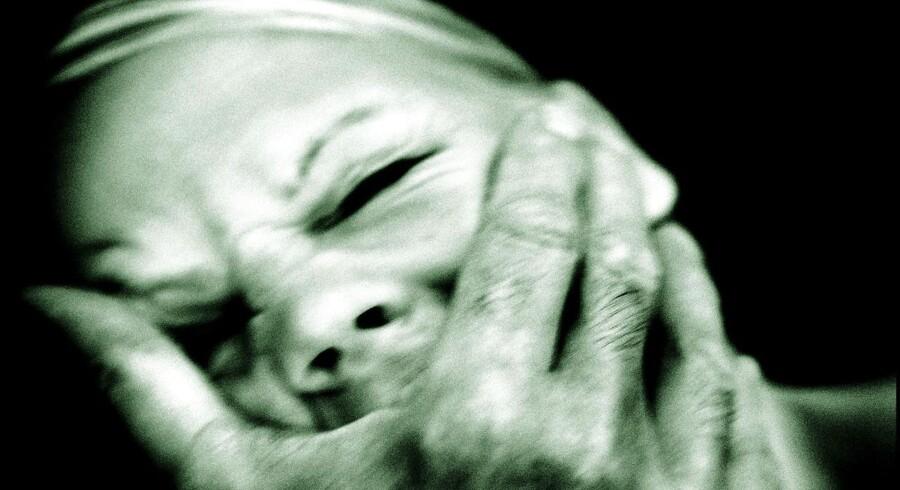 Arkivfoto. Fysiske overgreb, skilsmisse eller manglende forståelse for plejebørnenes behov. (Foto: Linda Kastrup/Scanpix 2013)
