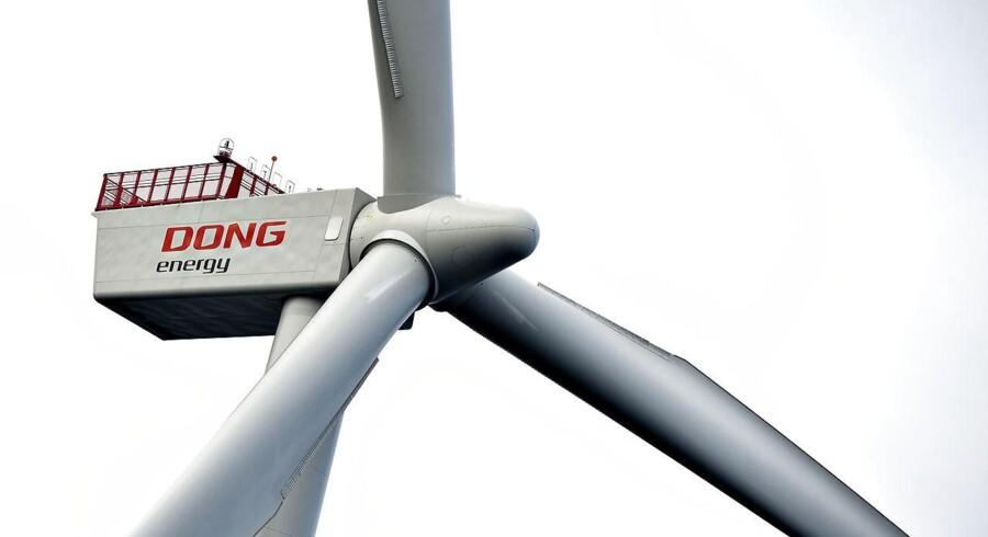 Arkivfoto. I Tyskland spidser priskrigen til på markedet for havvindmøller, da de tyske politikere har skarpt øje på at bruge færre skattekroner på investeringer i havvind efter bundrekord i Danmark